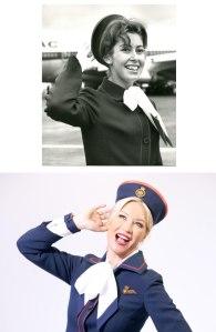 Denise Van Outen - stewardess uniform 1974 3_low res