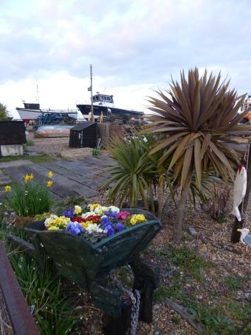 Christel Bedert -de kriebel op reis - in Churchill's voetsporen door Kent (39)