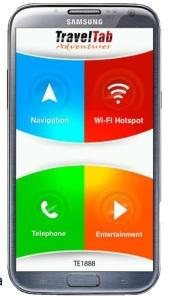 travel tab - wifi hotspot