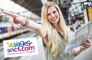Travelling by train with Voyages-sncf