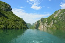 1 Albanië Het meer van Koman (3)