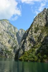 1 Albanië Het meer van Koman (6)