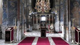Kosovo klooster van Visoki Decani (1)