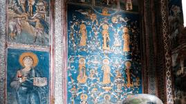 Kosovo klooster van Visoki Decani (3)
