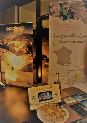 DeKriebelOpReis ski Orcières - Champsaur Valgaudemar